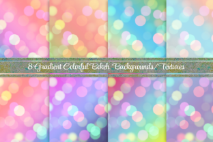 Download Free Gradient Bokeh Background Photo Overlay Graphic By Am Digital for Cricut Explore, Silhouette and other cutting machines.
