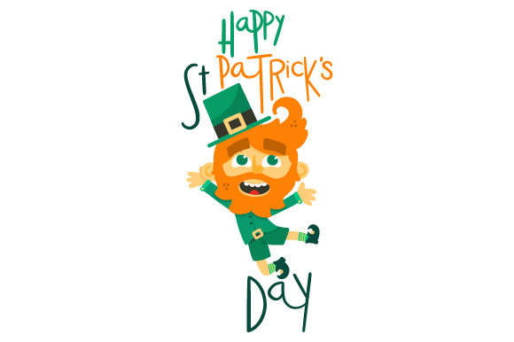 Print on Demand: Happy St Patrick's Day Graphic Crafts By Latin Vibes