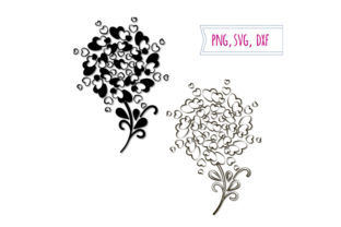 Download Free Hearts Trees Svg Love Clipart Wedding Graphic By Bunart for Cricut Explore, Silhouette and other cutting machines.