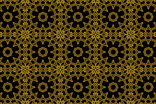 Islamic Pattern Graphic Patterns By movistaid