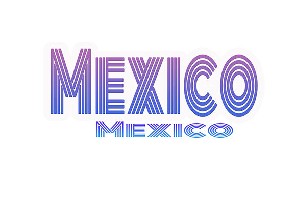 Print on Demand: Mexico Design Crafts Graphic Crafts By creativesya