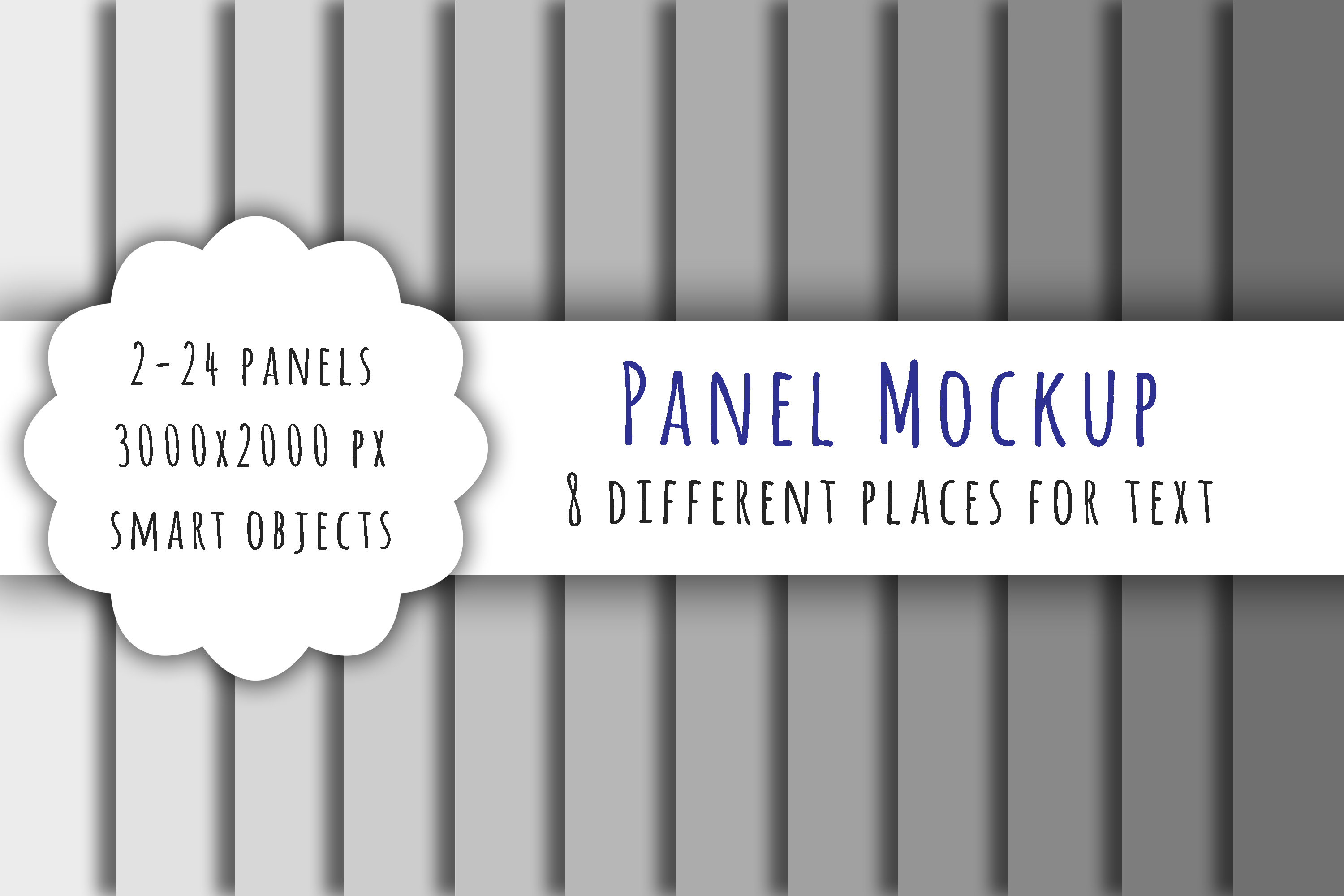 Download Free Panel Mockup Psd For Digital Paper Graphic By Bunart Creative for Cricut Explore, Silhouette and other cutting machines.