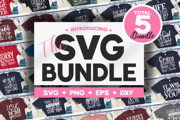 Print on Demand: Design Big Bundle Graphic Crafts By SubornaStudio