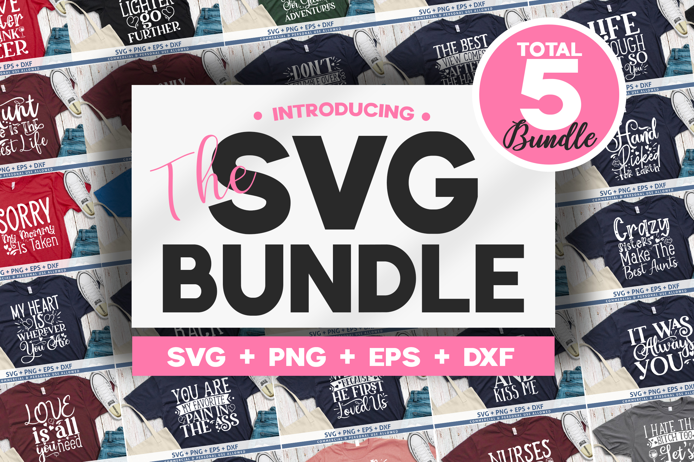 Download Free Design Big Bundle Graphic By Subornastudio Creative Fabrica for Cricut Explore, Silhouette and other cutting machines.