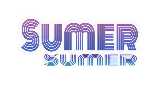 Download Free Sumer Design Craft Graphic By Creativesya Creative Fabrica for Cricut Explore, Silhouette and other cutting machines.