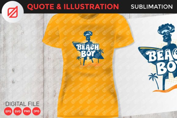 Download Summer Quote Print and Sublimation
