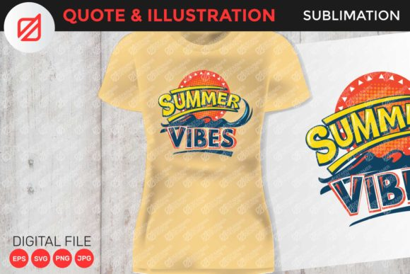 Download Summer Quotes Print and Sublimation