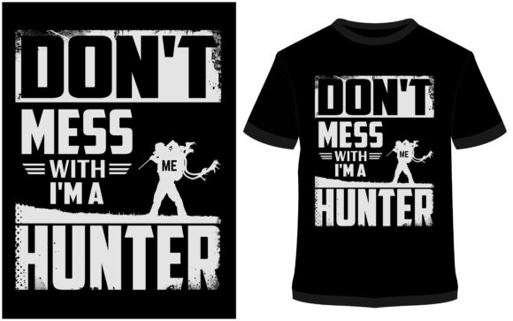 Download Free T Shirt Design Deer Hunting T Shirts Graphic By Prodesigns for Cricut Explore, Silhouette and other cutting machines.