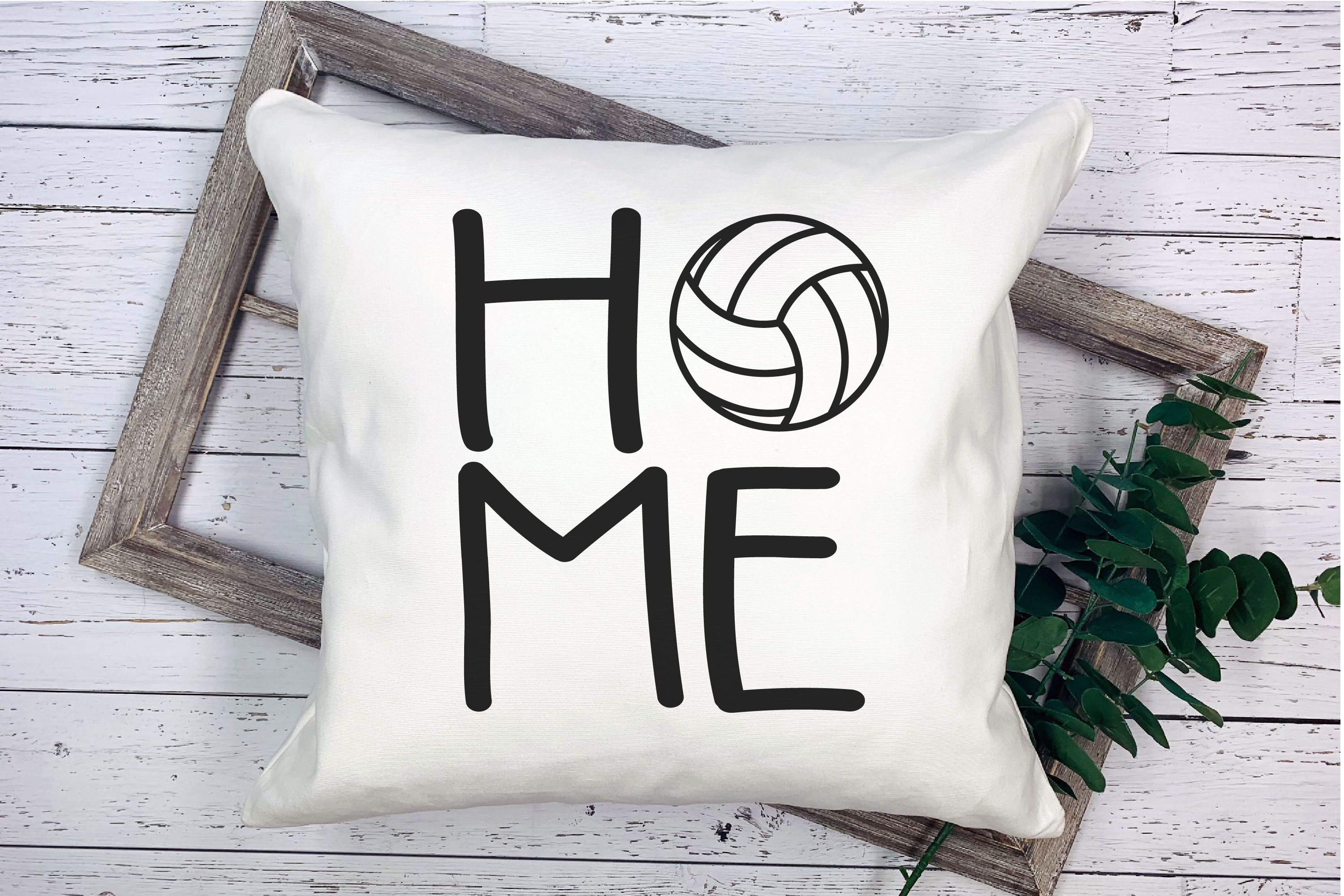 Download Free Volleyball Home Decor Sport Graphic By Onceuponadimeyxe for Cricut Explore, Silhouette and other cutting machines.
