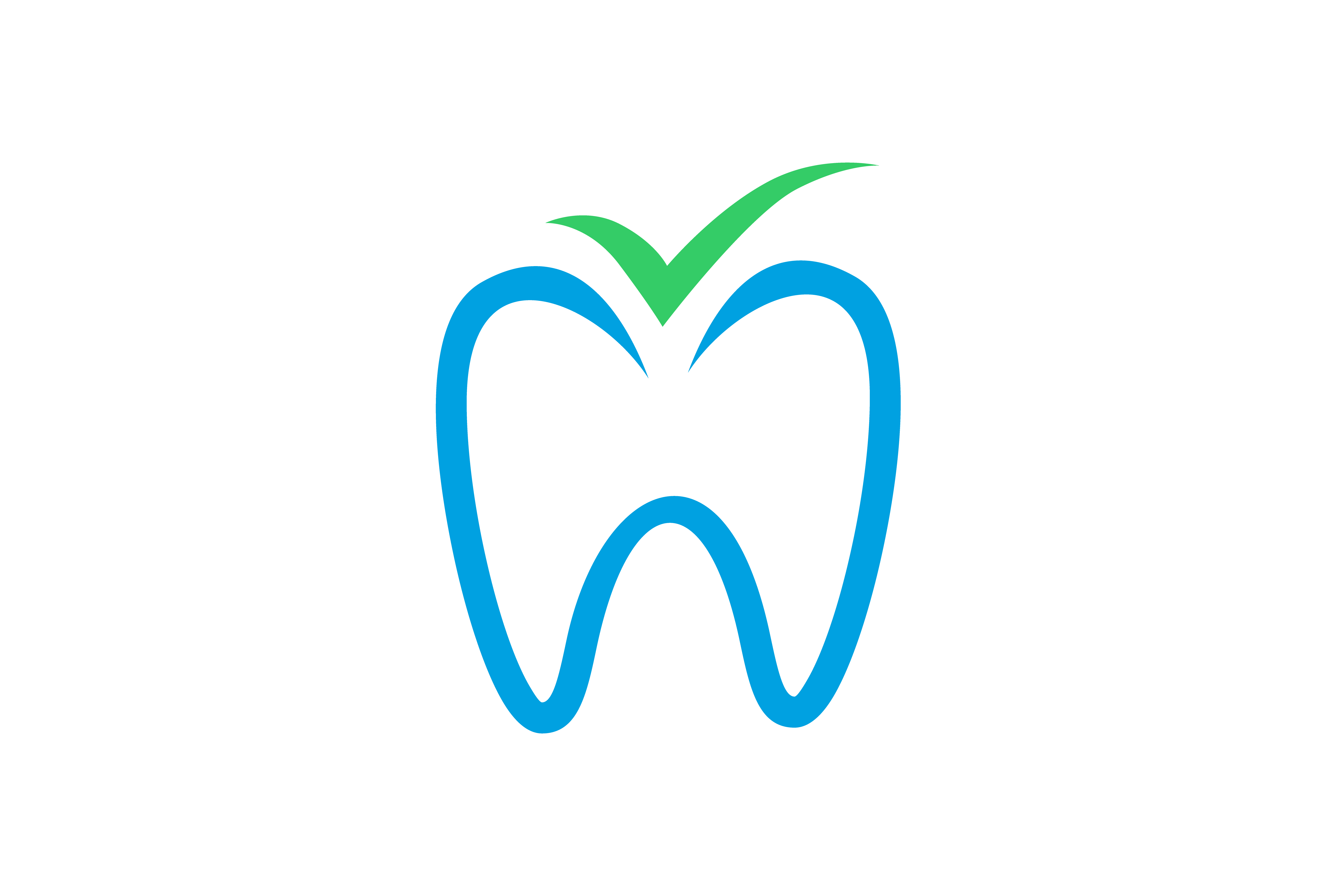 Download Free Dental With Approval Mark On Above Graphic By Depadepi for Cricut Explore, Silhouette and other cutting machines.