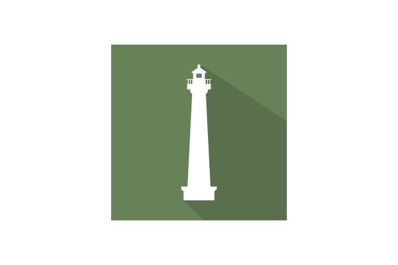 Print on Demand: Lighthouse Icon Graphic Icons By marco.livolsi2014