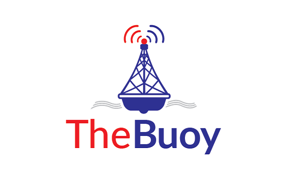 Download Free Buoy Logo Graphic By Redvy Creative Creative Fabrica for Cricut Explore, Silhouette and other cutting machines.
