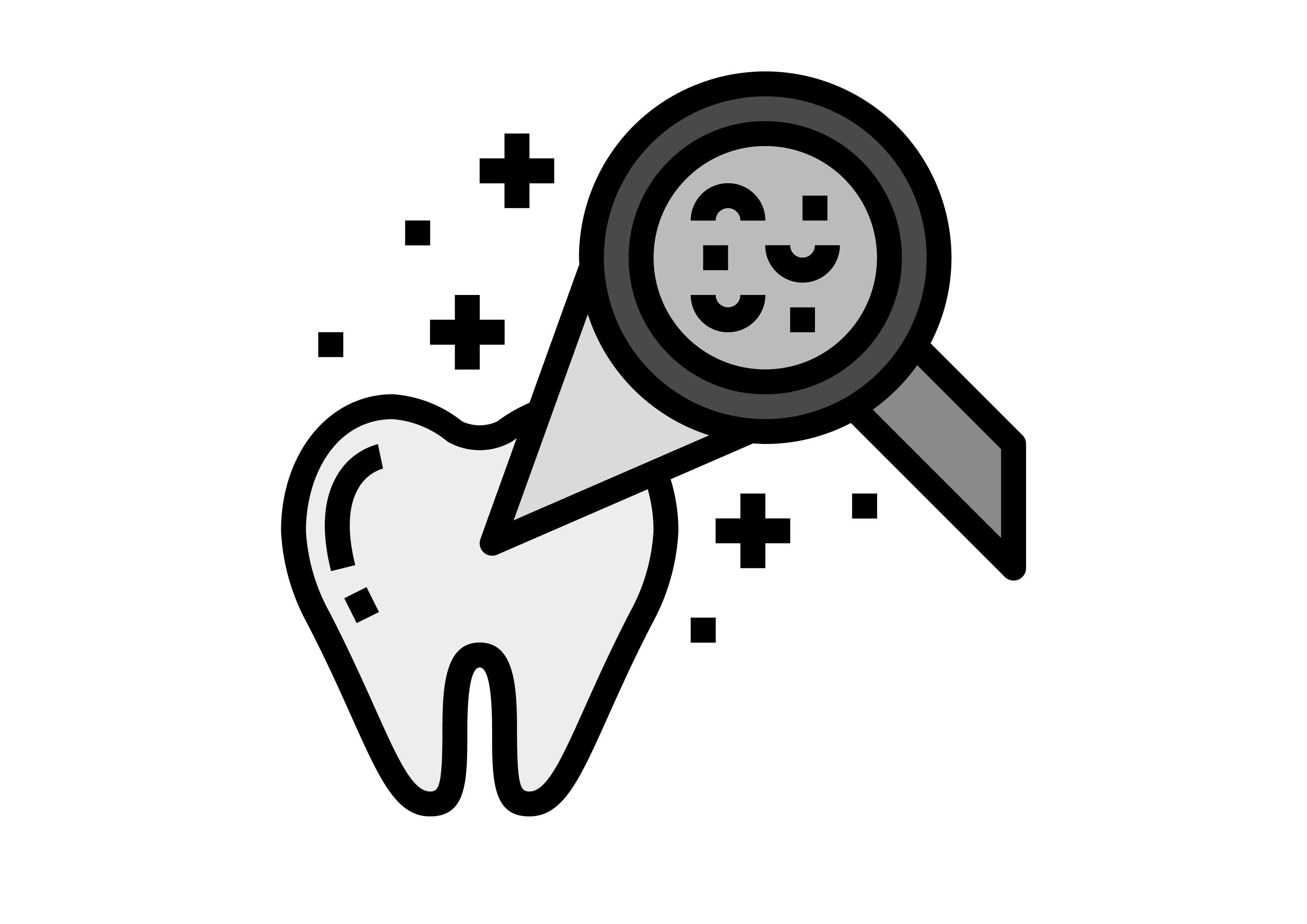 Download Free Dental Graphic By Cool Coolpkm3 Creative Fabrica SVG Cut Files