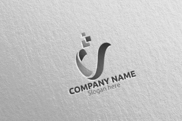 Download Free Letter V Logo Design 53 Graphic By Denayunecf Creative Fabrica for Cricut Explore, Silhouette and other cutting machines.