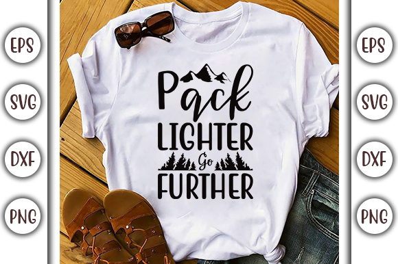 Download Free Pack Lighter Go Adventure Design Grafico Por Graphicsbooth for Cricut Explore, Silhouette and other cutting machines.