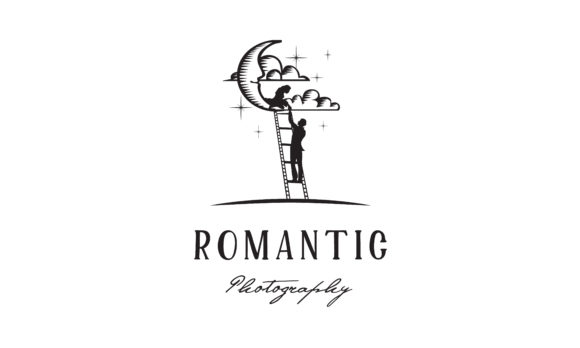 Download Free Romeo Juliet Night Romance Film Logo Graphic By Enola99d for Cricut Explore, Silhouette and other cutting machines.
