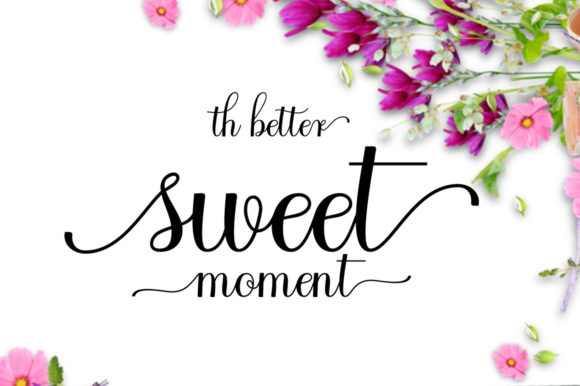 Download Free Sabinella Font By Alvesco801 Creative Fabrica for Cricut Explore, Silhouette and other cutting machines.