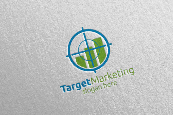 Download Free Target Marketing Financial Logo 49 Grafico Por Denayunecf for Cricut Explore, Silhouette and other cutting machines.