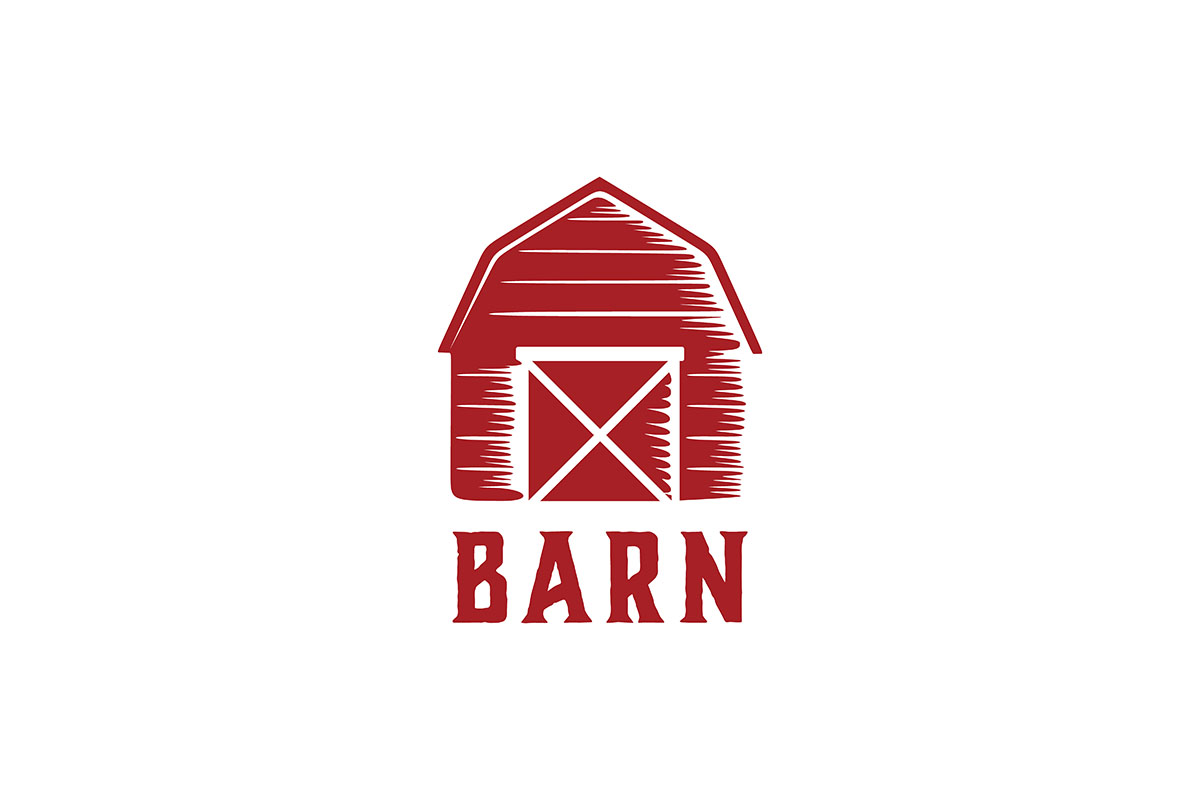 Download Free Barn Farm Logo Ideas Inspiration Logo D Graphic By for Cricut Explore, Silhouette and other cutting machines.