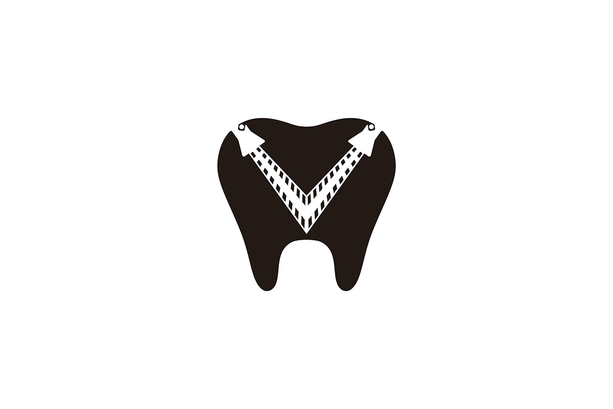 Download Free Dental Logo Ideas Inspiration Logo Graphic By for Cricut Explore, Silhouette and other cutting machines.