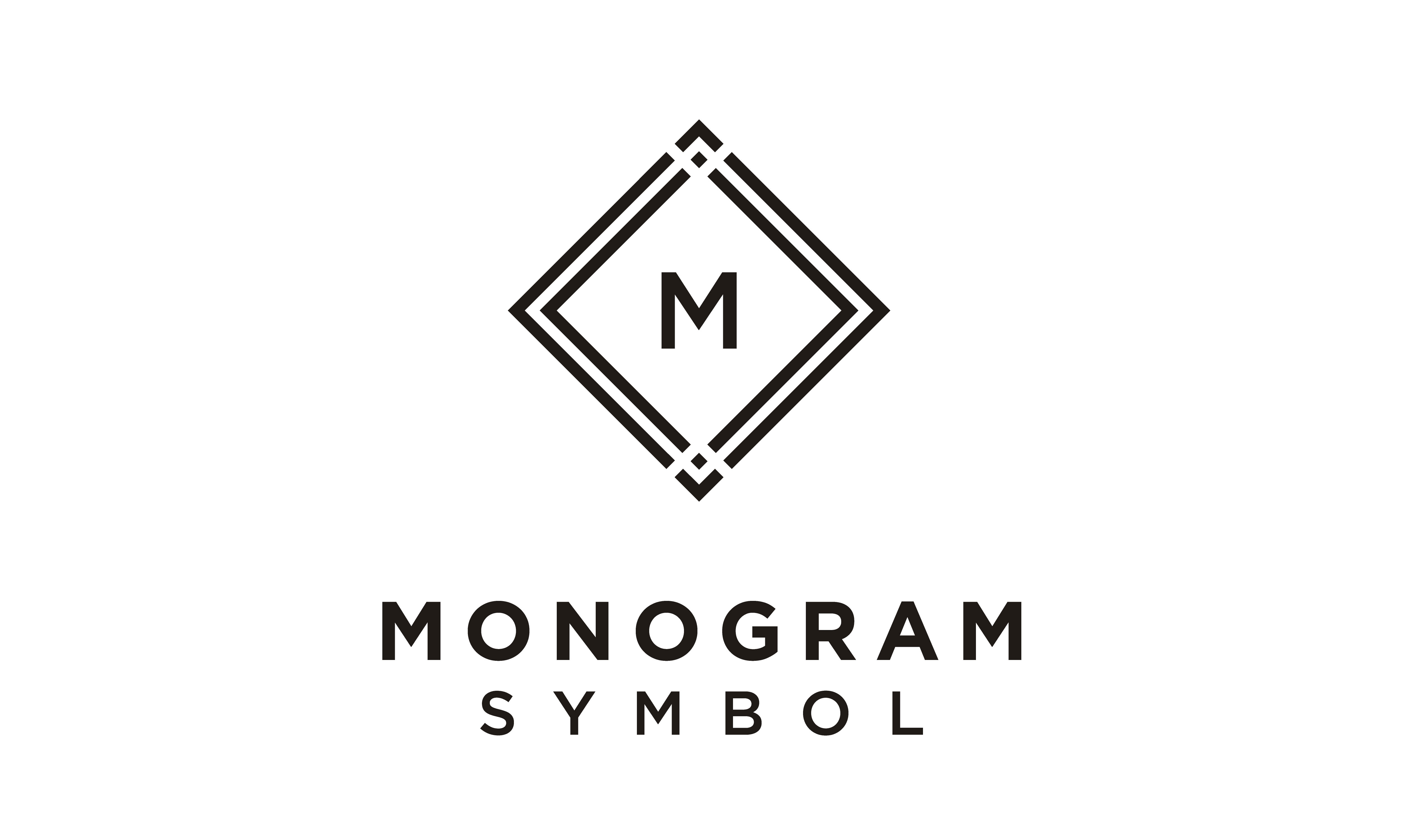 Download Free Initial M Art Deco Luxury Vintage Logo Graphic By Enola99d for Cricut Explore, Silhouette and other cutting machines.