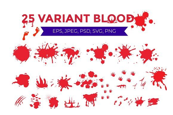 25 Varian Blood Illustration Graphic Illustrations By griyolabs