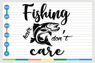 Download Free Fishing Design Grafico Por Sajidmajid441 Creative Fabrica for Cricut Explore, Silhouette and other cutting machines.