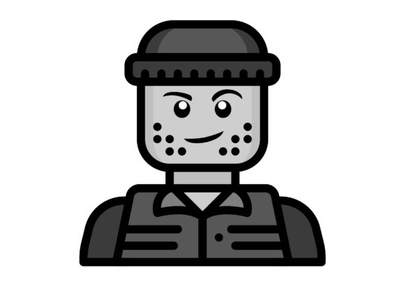 Lego Avatars Graphic Icons By Colorkhu123