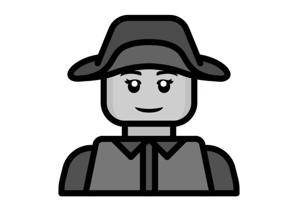 Download Free Lego Avatars Graphic By Colorkhu123 Creative Fabrica for Cricut Explore, Silhouette and other cutting machines.