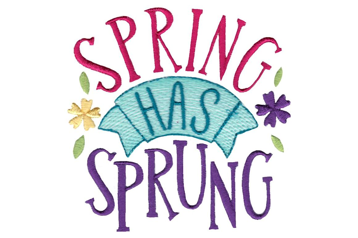 Download Free Spring Has Sprung Creative Fabrica for Cricut Explore, Silhouette and other cutting machines.