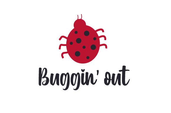 Buggin' out Nature & Outdoors Craft Cut File By Creative Fabrica Crafts