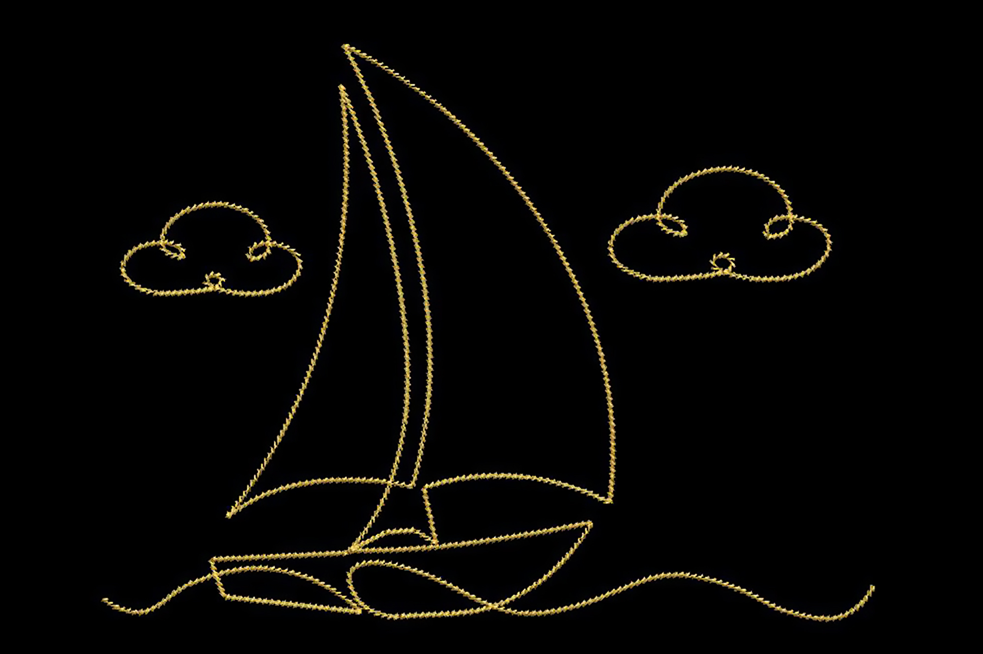 Download Free Minimalist Boat Creative Fabrica for Cricut Explore, Silhouette and other cutting machines.
