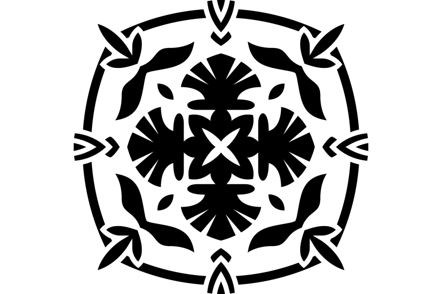Download Free Beautiful Mandala Design 214 Graphic By Ermannofficial for Cricut Explore, Silhouette and other cutting machines.