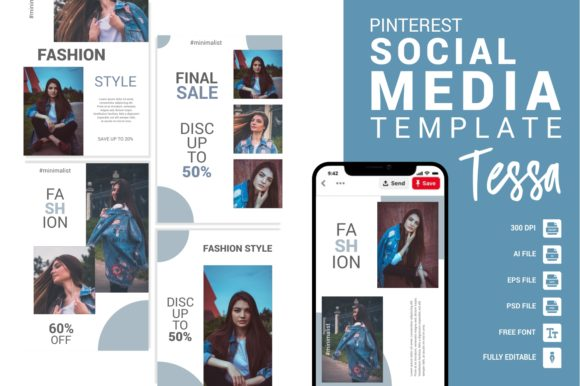 Download Free Rissa Fashion Instagram Story Template Graphic By Eight for Cricut Explore, Silhouette and other cutting machines.