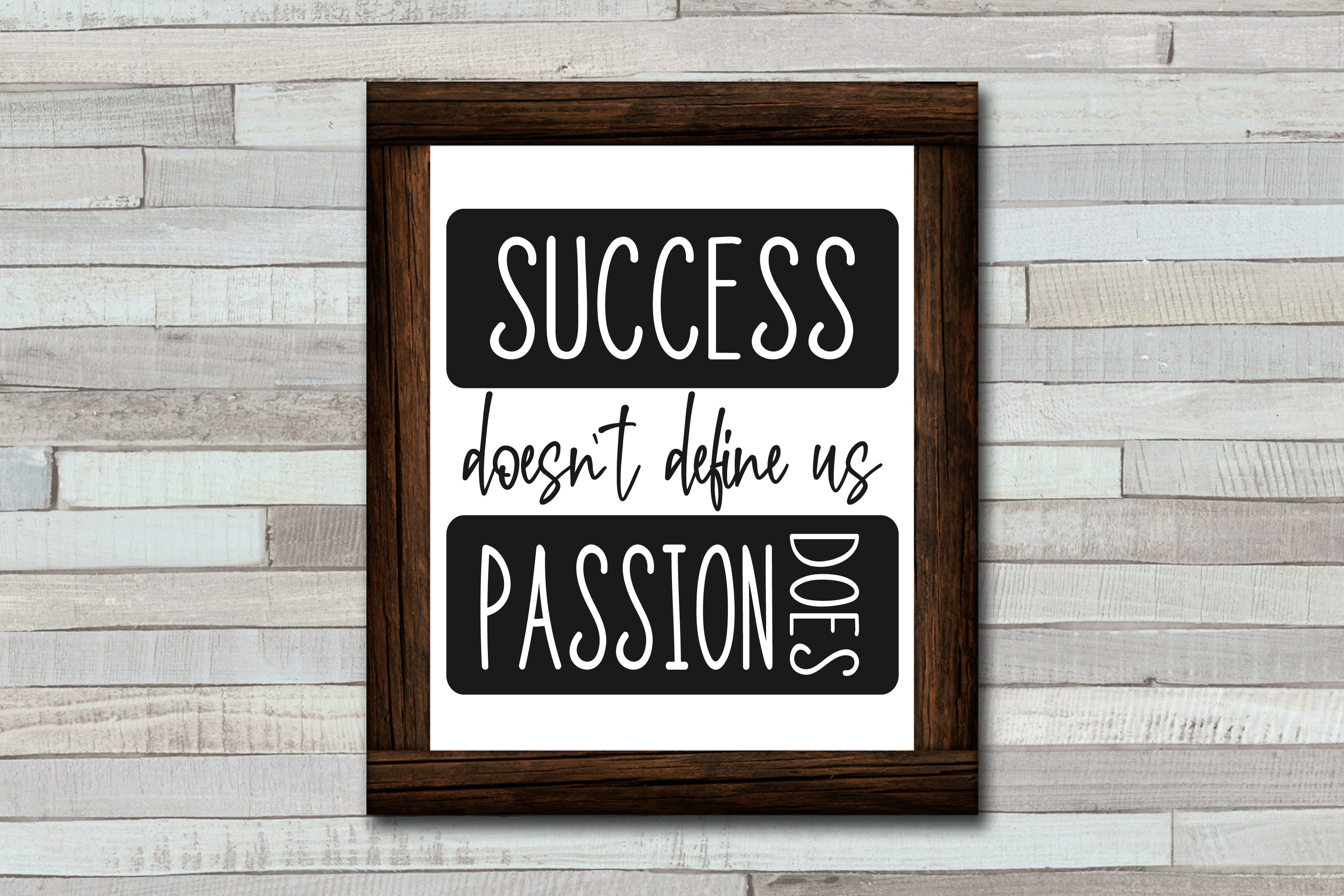 Download Free Success Doesn T Define Us Inspire Graphic By Onceuponadimeyxe for Cricut Explore, Silhouette and other cutting machines.