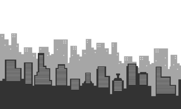 Download Free Background City Many Building And Window Graphic By Cityvector91 for Cricut Explore, Silhouette and other cutting machines.