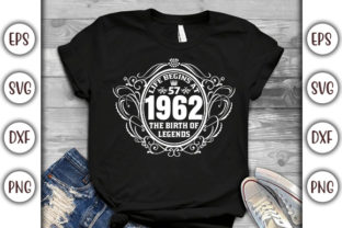 Print on Demand: Birthday T-shirt Design- Life Begins at Graphic Print Templates By GraphicsBooth