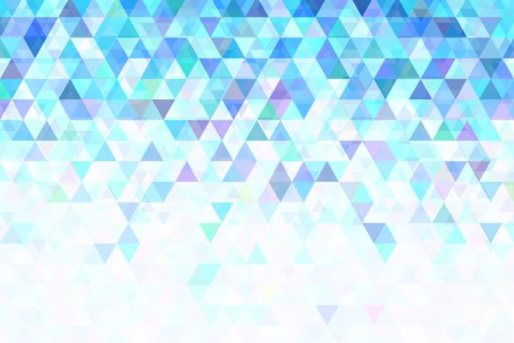 Blue Triangle Background with Opacity Graphic Backgrounds By davidzydd