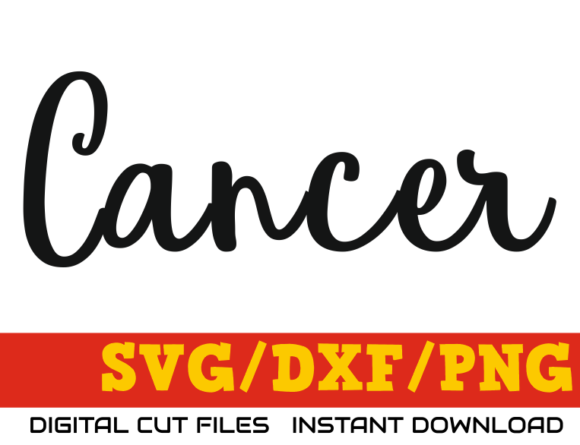 Download Free Cancer Zodiac Sign Horoscope Graphic By Digitaldarius Creative for Cricut Explore, Silhouette and other cutting machines.