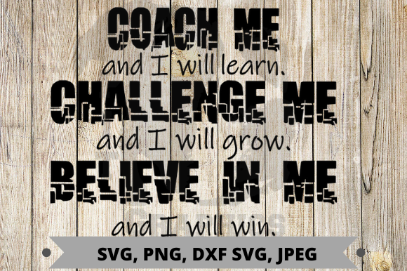 Coach Me Graphic Graphic Templates By Pit Graphics