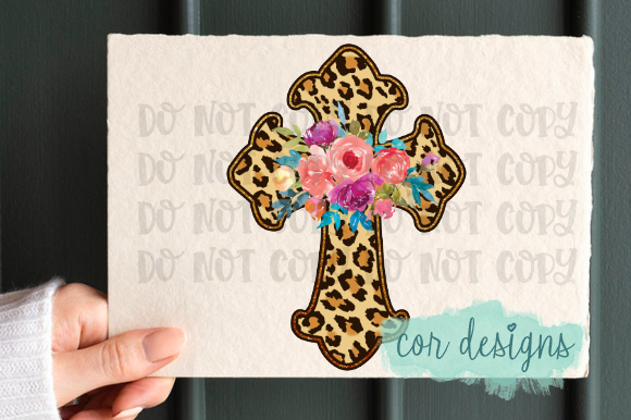 Print on Demand: Cross Graphic Crafts By designscor