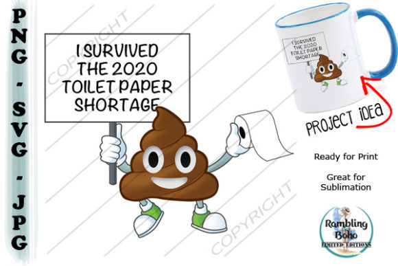 Print on Demand: I Survived! Graphic Illustrations By RamblingBoho