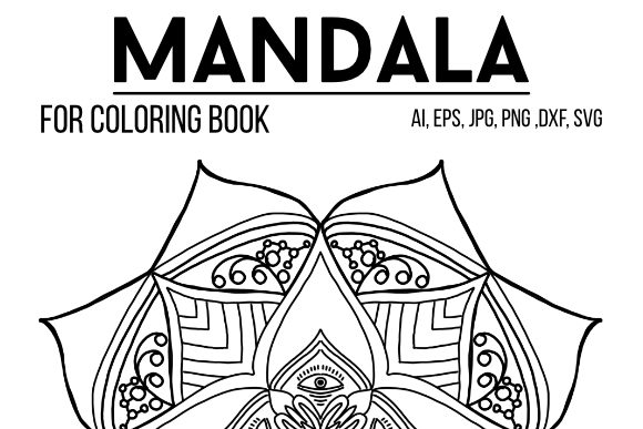 Print on Demand: Mandala to Color Graphic Illustrations By stanosh