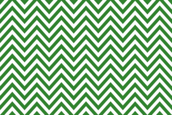 Download Free Simple Green Chevron Pattern Background Graphic By Davidzydd for Cricut Explore, Silhouette and other cutting machines.
