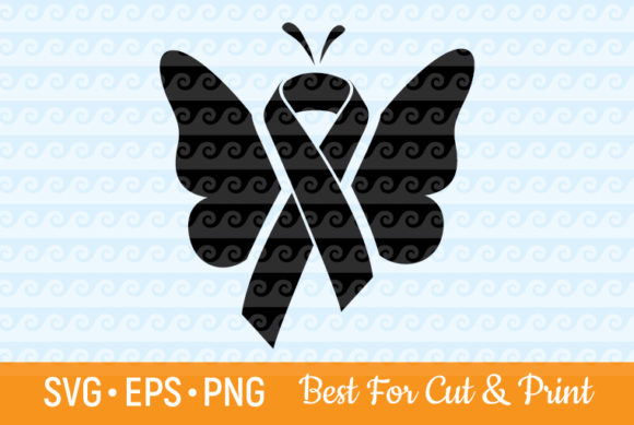 Download Free Awareness Ribbon Awareness Graphic By Olimpdesign Creative Fabrica for Cricut Explore, Silhouette and other cutting machines.