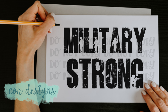 Download Military Strong