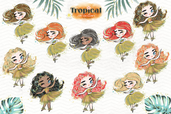 Tropical Illustration Graphic Illustrations By Hippogifts - Image 2