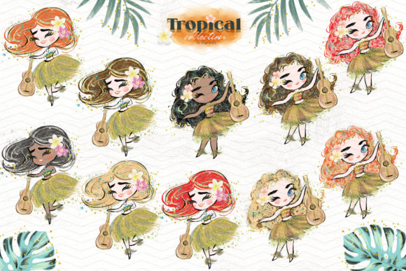 Tropical Illustration Graphic Illustrations By Hippogifts - Image 3