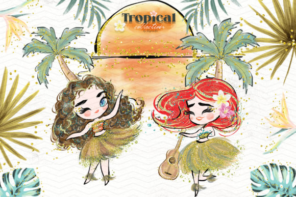 Tropical Illustration Graphic Illustrations By Hippogifts - Image 7