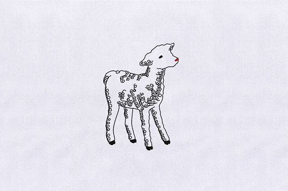 Download Free Baby Goat Creative Fabrica for Cricut Explore, Silhouette and other cutting machines.